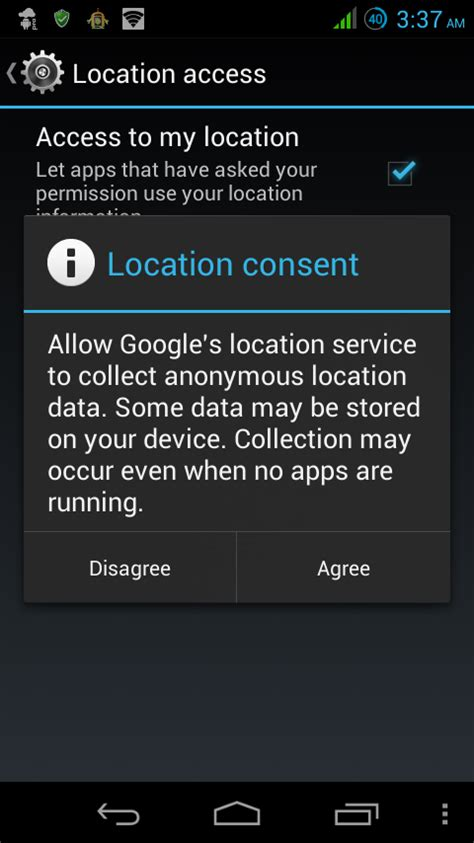 enable location services android adb is it possible to enable location services via shell android enthusiasts stack exchange