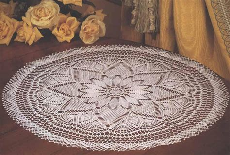 crochet home decor free patterns free crochet home decor