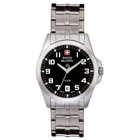 Swiss Navy 8301 Mssbk Black Stainless Steel s swiss hanowa 174 tomax black stainless steel 150858 watches at