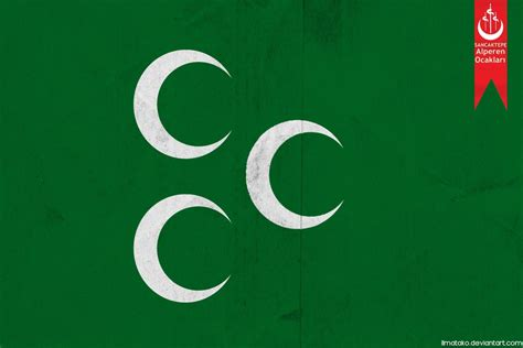 ottoman caliphate grunge flag of ottoman caliphate by llmatako on deviantart