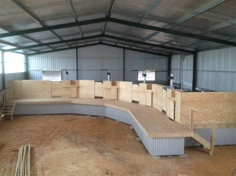 New Sheds by New Shearing Sheds Higgins Building Contractors