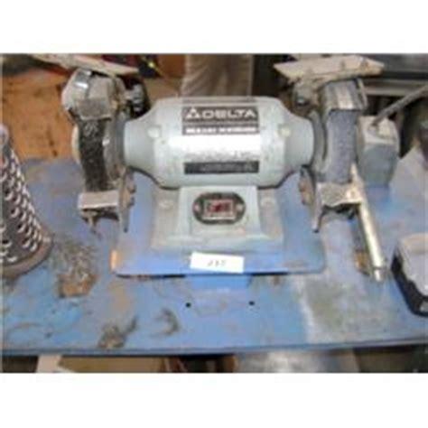 delta 6 bench grinder delta 23 660 6 bench grinder and stand