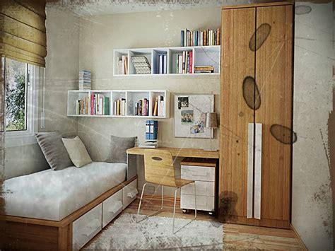 Tempat Tidur Kecil Minimalis 5 tips desain kamar tidur kecil bertema minimalis modern