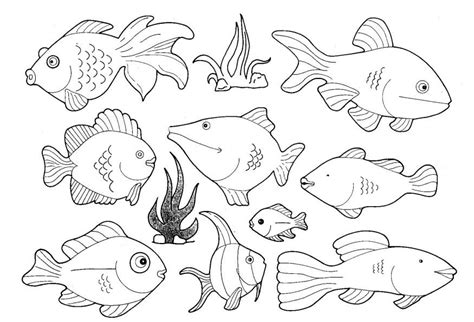 sea creatures coloring pages coloring home