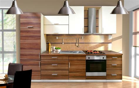 Contemporary Kitchen Furniture Interesting Contemporary Kitchen Cabinet Designs