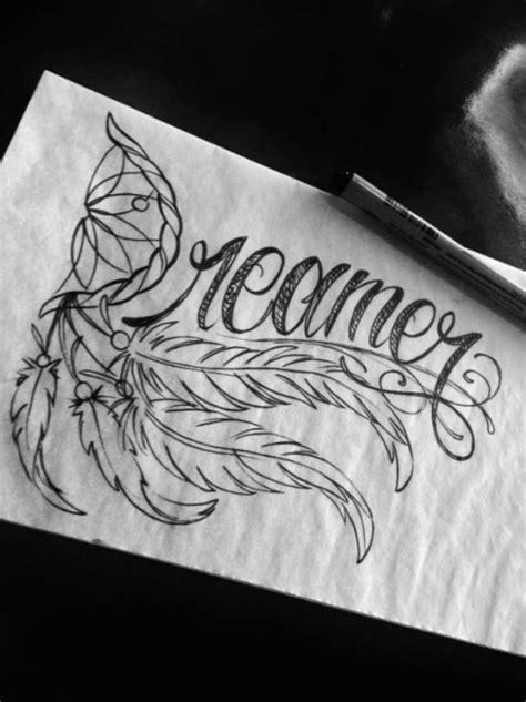 dreamer tattoos catcher idea