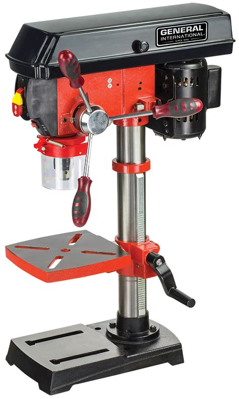 bench mount drill press general international 10 quot 5 speed 3a bench mount drill