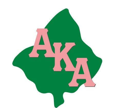 Why Do Alpha Kappa Alpha Do A Background Check Alpha Kappa Alpha Acrylic Symbol Pin Green Leaf Greekgear