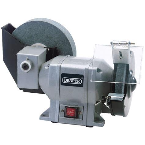 wet and dry bench grinder draper expert 78456 250w 230v wet dry bench grinder rapid online