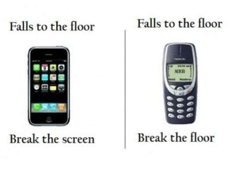 Nokia Meme - the next big thing bulletproof vests built with nokia