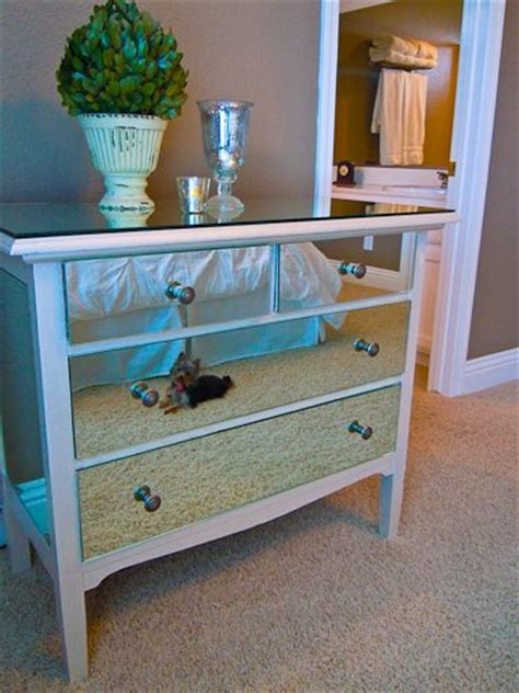 How To Make A Mirror Dresser by Mirror Dresser For 35 Blissfully Domestic