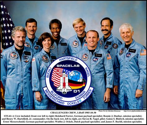challenger astronauts names challenger astronauts pics about space