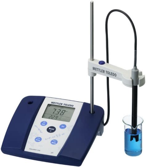 bench com ph mettler toledo el20 kit benchtop education ph meter