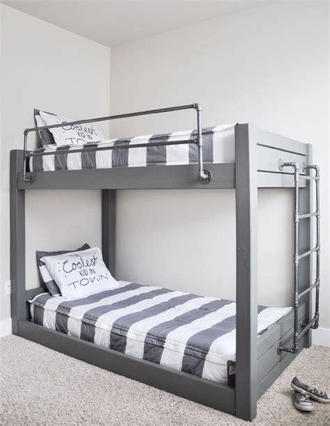easy to build bunk beds 25 best ideas about bunk bed plans on loft