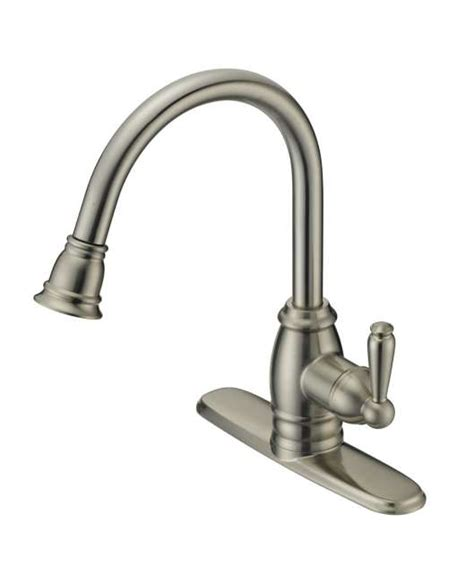 delaney silver oaks p32102 15 brushed nickel single handle