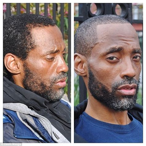 haircuts homeless new york city hair stylist gives the homeless free