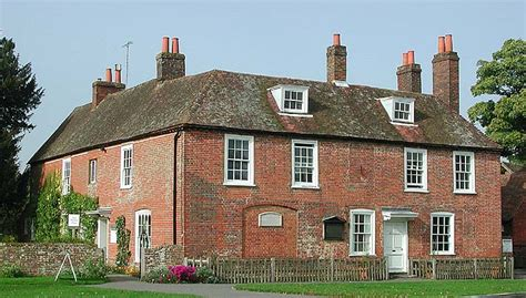 Chawton Cottage by Chawton Cottage Request No More Ashes