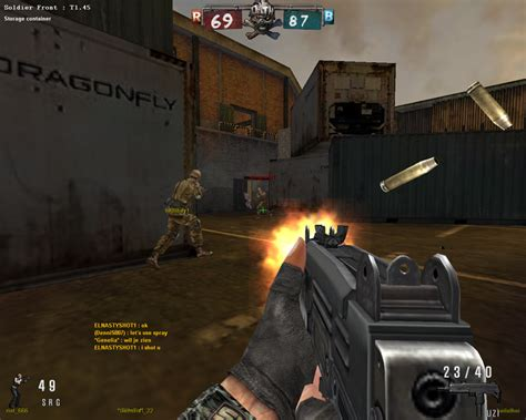Gamis Free fileplanet free soldier front