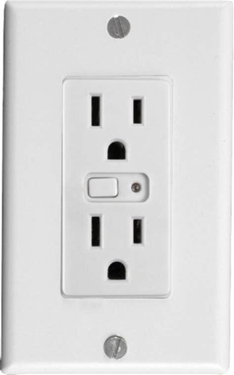 z wave light switch lowes ge z wave wireless lighting control duplex receptacle