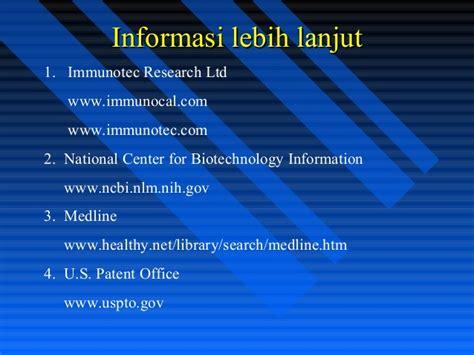 Kolostrum Immunocal apa itu immunocal