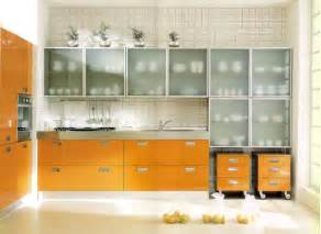 Kitchens With Glass Cabinet Doors by Glass Kitchen Cabinet Doors Creative Home Designer