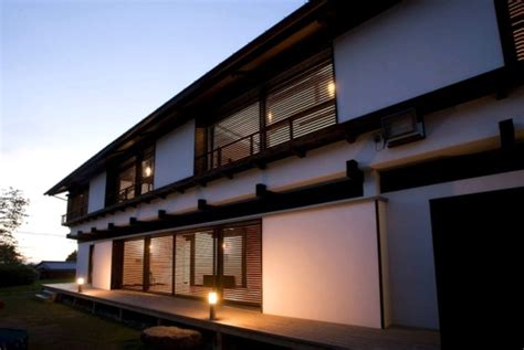 modern japanese style home design contemporary wooden house in japan