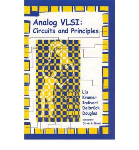 analog layout jobs in canada analog vlsi rodney j douglas 9780262122559