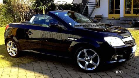 opel tigra sport 2006 opel tigra twin top 1 8 sport car photo and specs