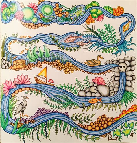 secret garden coloring book whsmith 1000 images about my colouring pages on the