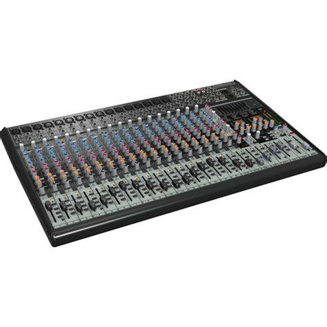 Mixer Behringer Eurodesk Sl2442fx Pro behringer eurodesk sx2442fx pro 24 channel recording