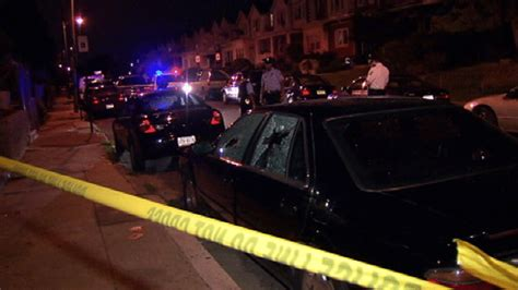 drive shoot drive by shooting injures 4 police nbc 10 philadelphia
