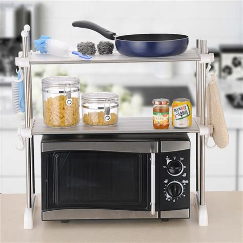 Where Can I Buy Oven Racks by Fashion Multifunctional Microwave Oven Rack Shelf Storage