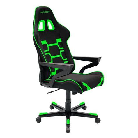 dxracer oh oc168 ne black green origin series gaming