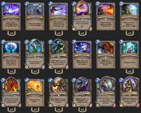 mage deck hearthstone hearthstone taunt deck mage 28 images knights of the