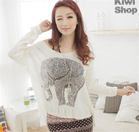 Elephant Sweater 1000 ideas about elephant sweater on