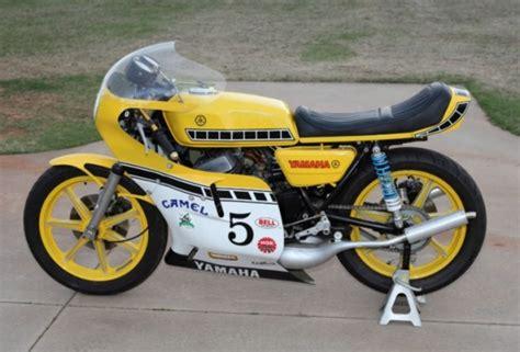 Yamaha Rd 400 Motorrad by Act Fast Restored 1977 Yamaha Rd 400 Bring A Trailer