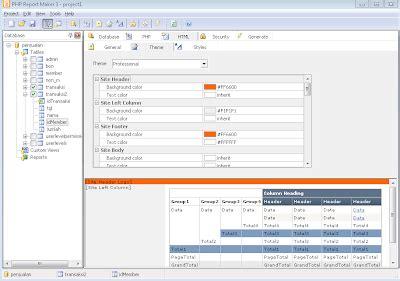 membuat report di web dengan php cara membuat report php dengan mudah belajar pemrograman