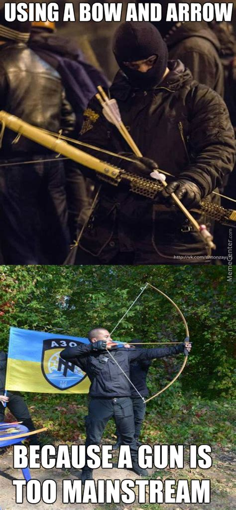 Bow Meme - bow and arrow memes best collection of funny bow and