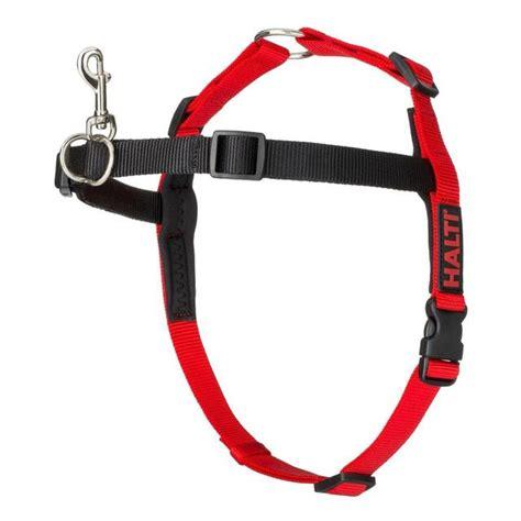 halti harness halti harness black size medium from ocado