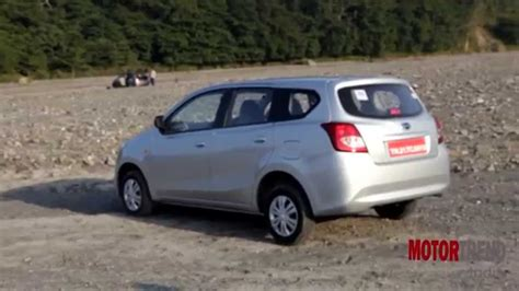Spare Part Datsun Go Plus datsun go plus test drive review motor trend india