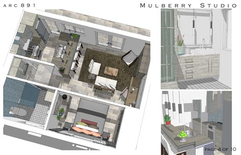 300 sq ft studio home makeover designed by arcadia design mulberry 300 sq
