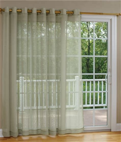 patio door sheer curtains 1000 images about patio door curtains on