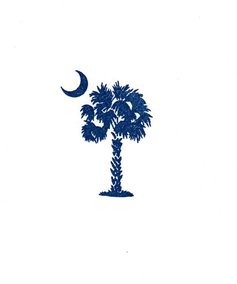 south carolina flag tattoo designs palmetto tree pictures cliparts co