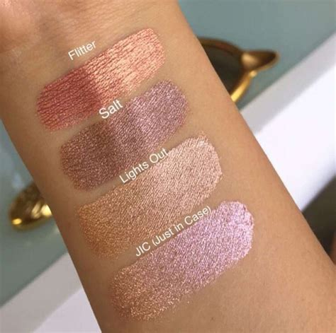 Lipstick Colourpop Mattex Jenneration X new swatches colourpop cosmetics is releasing 4 new ultra metallic lipsticks in new