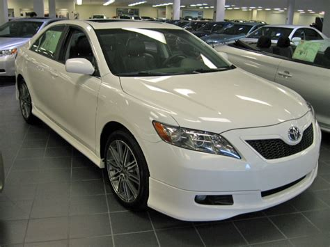 2009 Toyota Camry Se V6 2009 Toyota Camry Pictures Cargurus