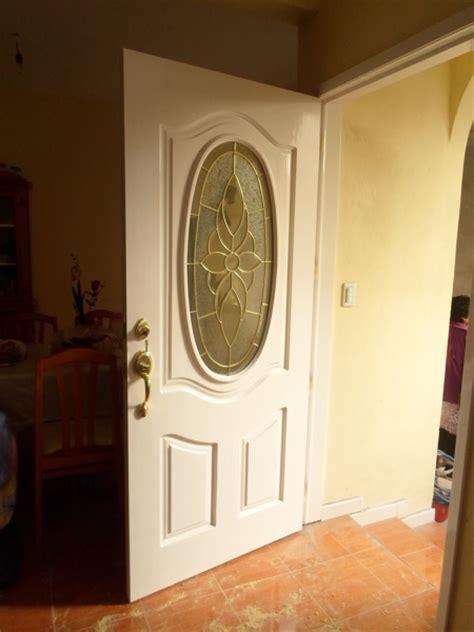 foto puerta entablerada  vitral de puertas  closet el