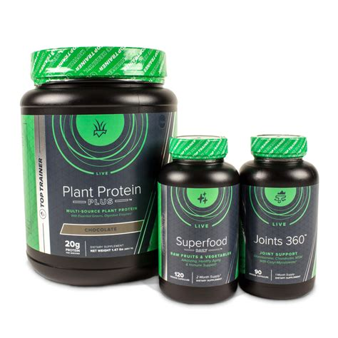 Reset Detox Stack by The Wellness Pack By Toptrainer 174