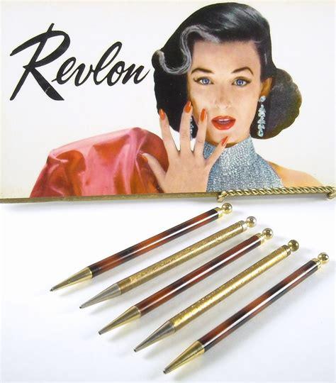 Refill Revlon vintage revlon mechanical eye brow pencils and refill