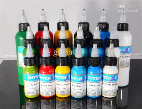 tattoo ink supplier in singapore tattoo inks