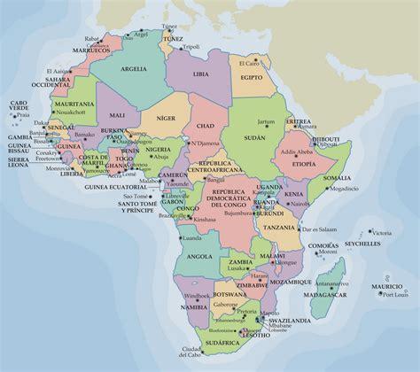 asia y africa mapa politico la alacena de las ciencias sociales mapa pol 237 tico de 193 frica